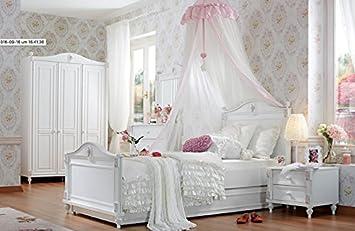 Newjoy Rose Madchen Kinder Jugend Komplett Bett 90 Oder 120 X 200 Cm