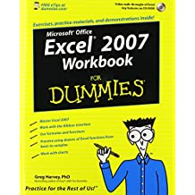 Excel 2007 Workbook For Dummies