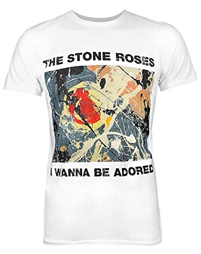 Herren - Amplified Clothing - Stone Roses - T-Shirt