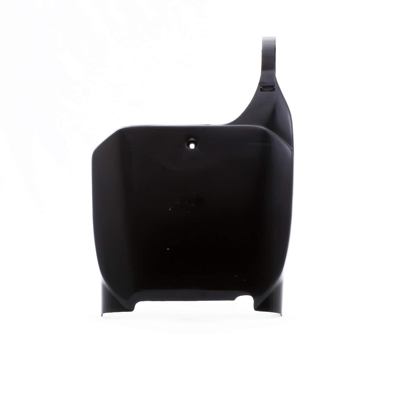 Noir Cemoto Tableau porte-nom avant cross enduro plastiques pour CR 125 250 de 2000 /à 2003 CRF 450 de 2002 /à 2003