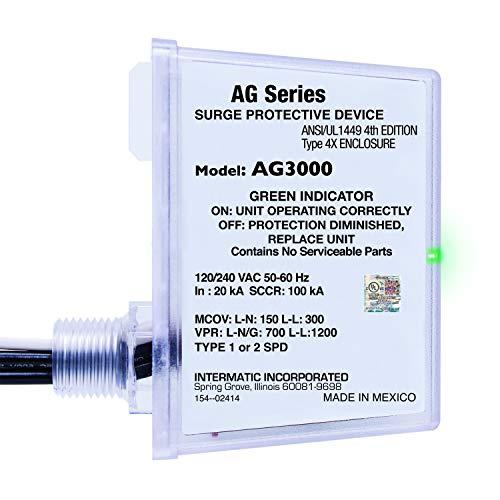 Intermatic AG3000 HVAC Surge Protective Device