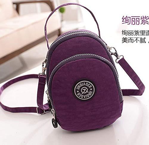 Amazon.com: Summer Style Women Messenger Bags for Shell Mini ...