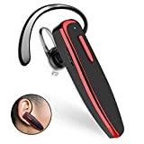 Bluetooth Headset, Dokpav Bluetooth Wireless Earpiece With Hands-Free Call and 20 Hours Playing Time For Business Office Driving Sports