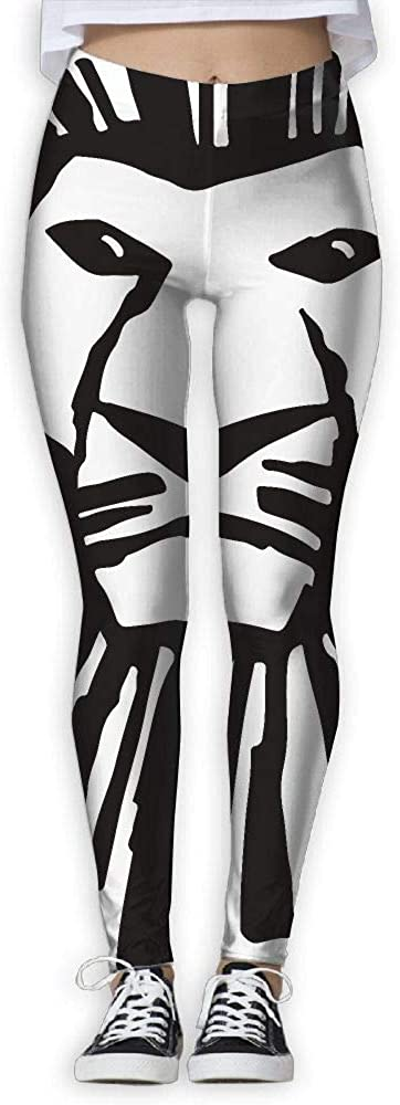 Womens The King of Lion Leggings Yoga Long Pants Casual Sweatpants Athletic Gym Pants