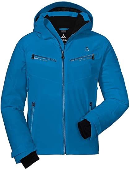 Schöffel Ski Jacket Sierra Nevada2 Flame Scarlet: Amazon