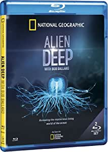 Alien Deep With Bob Ballard [Blu-ray]