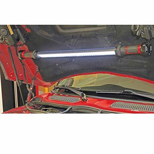 120 Led Hanging Under The Hood Auto Work Light Bar Lamp Underhood Kit