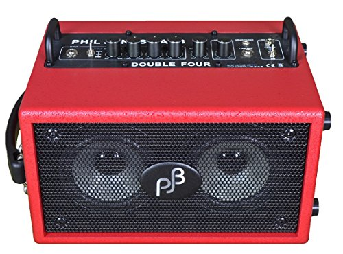 Phil Jones Bass Double Four 70W Bass Combo Amp Red by Phil Jones Bass