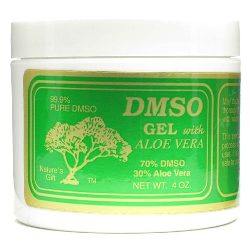 DMSO Gel with Aloe Vera, 4 Ounce