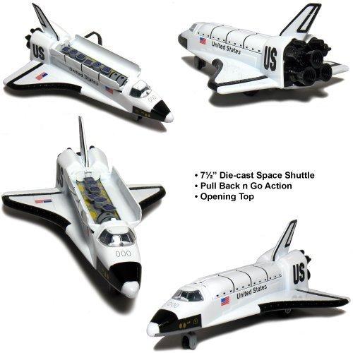 Metal Shuttles - 7