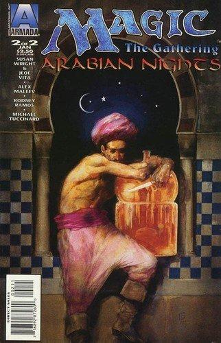 Magic the Gathering Arabian Nights #2 (Arabian Gathering Magic Nights)