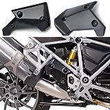 Moto Funda gases Tapa Lateral Protección Cubierta para R1200 GS R1200GS LC ADV motocicleta Accesorios