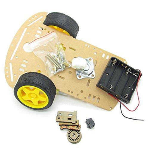 SenMod Robot Smart Car Chassis Motor Kit for