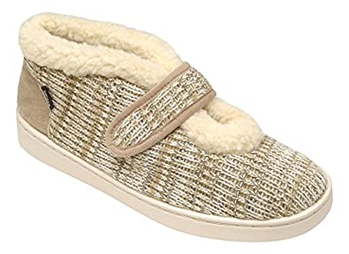 Scholl Mancale - Zapatillas de estar por casa para mujer Beige Beige clair 40: Amazon.es: Zapatos y complementos