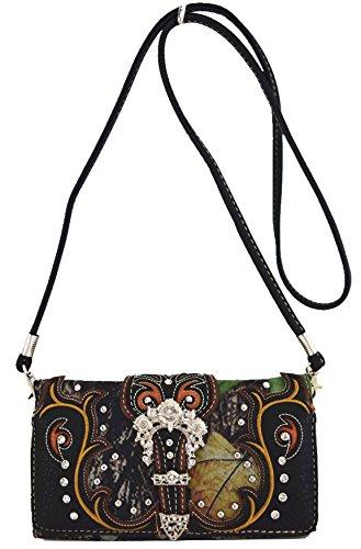 Bag Leather Bedding black Stylish Blancho classic Pu Bag Pattern Handbag Pouch Handbad Women qvqxdwC