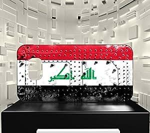 Funda Carcasa para Galaxy S7 Bandera IRAK 06