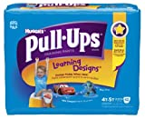 Health & Personal Care : Huggies Pull-Ups Learning Design Training Pants, Size 4T-5T, Boy, 42 Count each, Pack of 4, 168 total pants