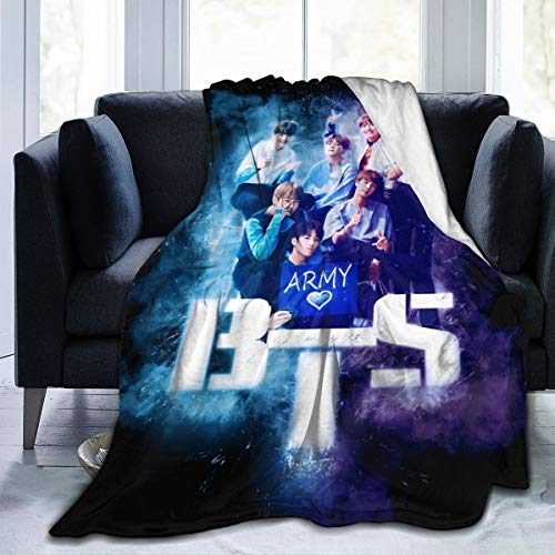 BTS ARMY BTS Fan Art Ultra Soft Light Weight Warm