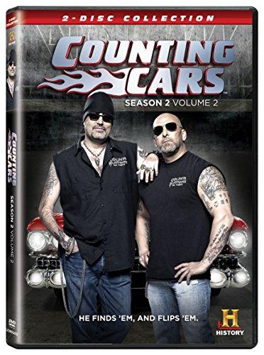 Counting Cars: Season 2, Volume 2 [DVD]