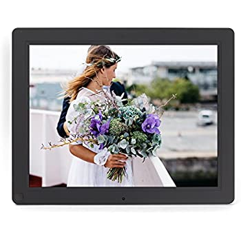 Micca Neo-Series 12-Inch Natural-View Digital Photo Frame with Motion Sensor and 8GB Storage Media (M123A-M)