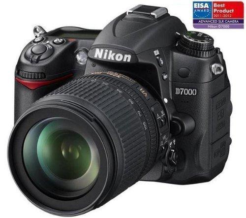 NIKON D7000 + objetivo AF-S DX 18-105 VR + GARANTÍA 2 AÑOS: Amazon ...