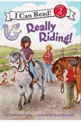 Really Riding (I Can Read Level 2) Paperback