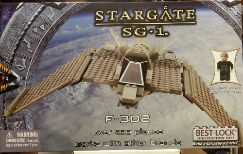 Stargate SG-1 Best-Lock F-302 Constructuion Set With