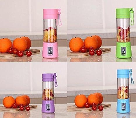 DDOQ - Exprimidor de fruta (380 ml), color morado: Amazon.es: Bricolaje y herramientas