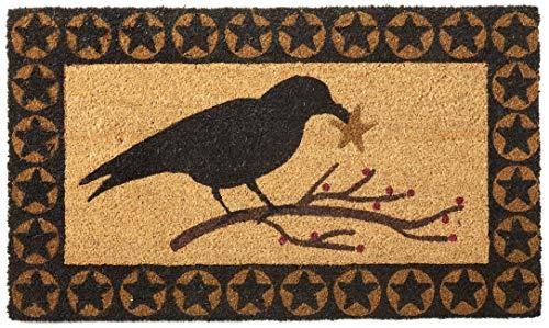 Park Designs Crow Star Doormat ()