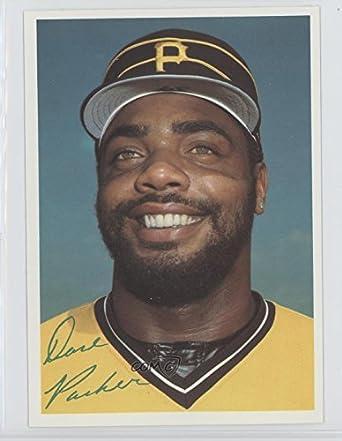 Amazoncom Dave Parker Baseball Card 1981 Topps Super