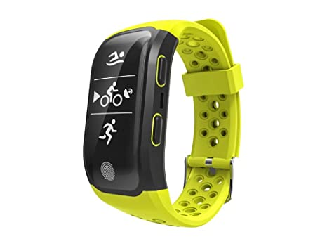 Inkasus Montre connectée GPS Sport - Edition Ultra - Vert