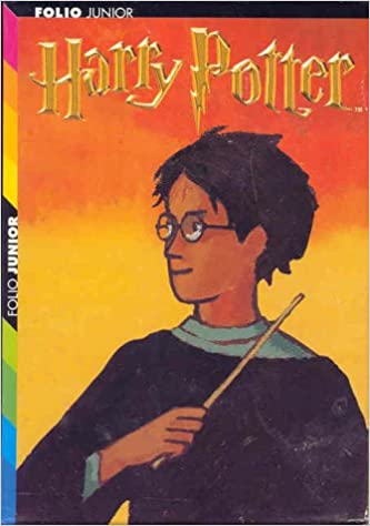 Harry Potter In French French Edition J K Rowling