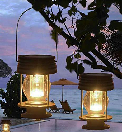 Beach Solar Lights
