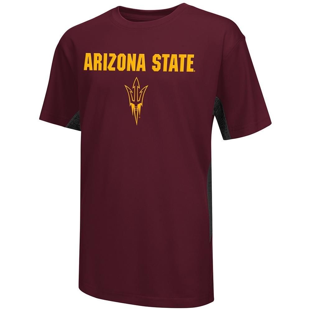 無料配達 ユースNCAA Arizona State Sun Devils半袖Tシャツチームカラー ユースNCAA State Medium Arizona B01N7TYLIT, 京橋千疋屋:4c6ae966 --- a0267596.xsph.ru