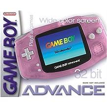 Fuchsia Game Boy Advance