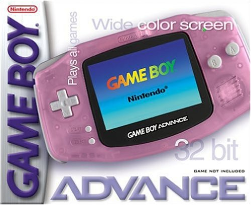 Game Boy Advance...