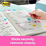 Post-it Flags Assorted Color Combo Pack, 320 Flags