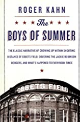 """A moving elegy . . . [to] the best team the majors ever saw . . . the Brooklyn Dodgers of the 1950s.""  --New York Times                       The classic narrative of growing up within shouting distance of Ebbets Field, cover..."