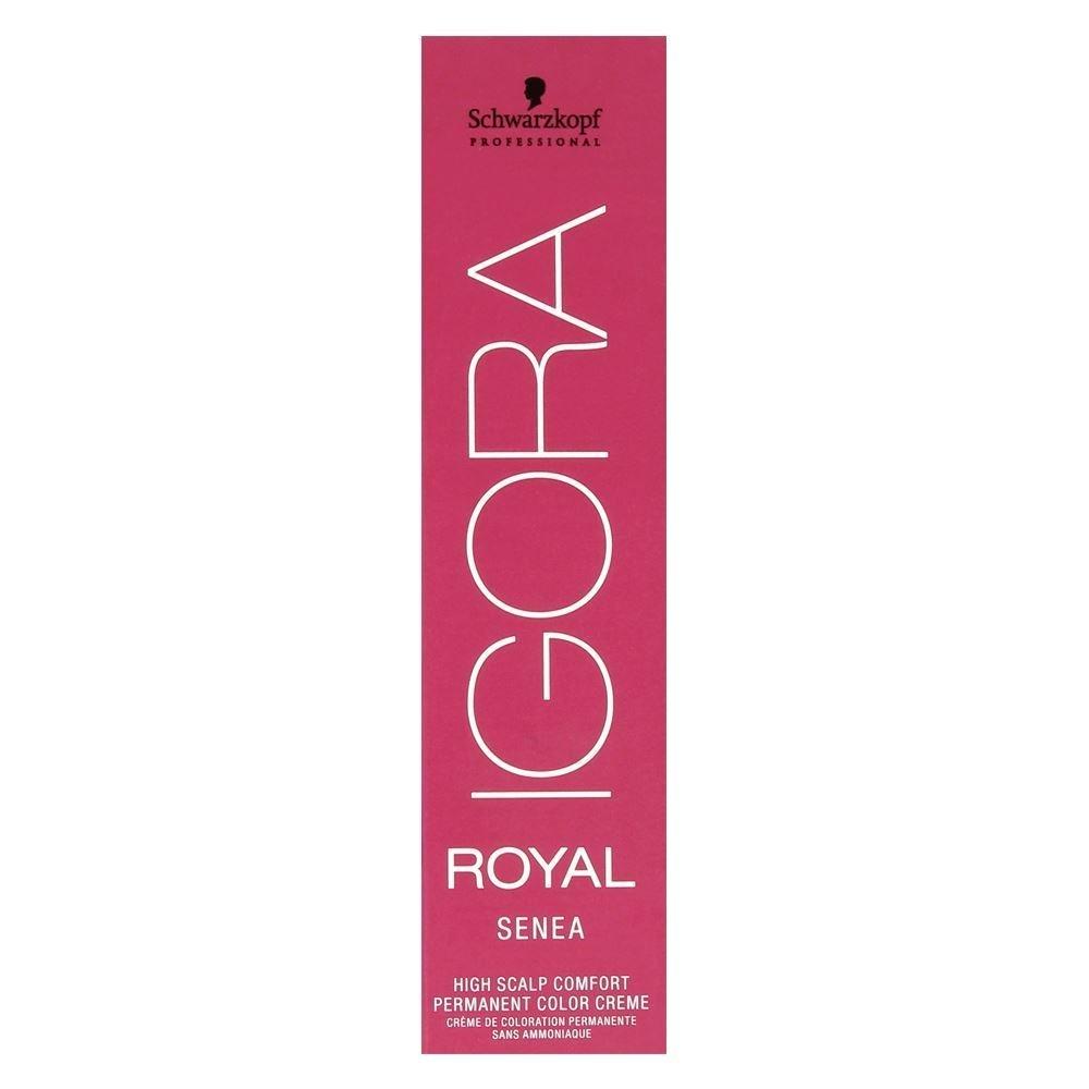Schwarzkopf Igora Royal Tinta, Tono 7-0 - 60 ml Henkel Professional 4045787340266