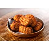 Chickentopia Fully Cooked Whole Grain Breaded Breast Nugget, 5 Pound -- 6 per case.