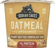 Kodiak Cakes Instant Protein Peanut Butter Chocolate Chip Oatmeal In A Cup, 2.12 Ounce