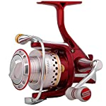 Spinning Reel 4000 3000 2000 1000 Spro Red Arc