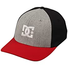DC Shoes Boys Dc Shoes Cap Star 2 - Boys - One Size - Black Grey Heather One Size