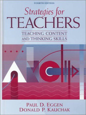 Strategies for Teachers: Teaching Content and Thinking Skills (4th Edition)