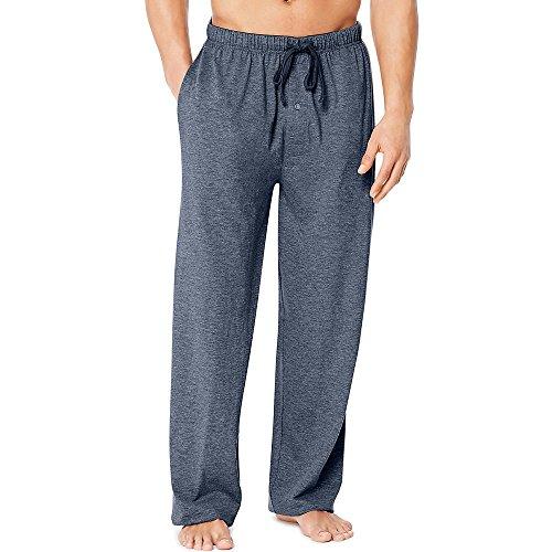 Hanes X-Temp Men's Jersey Pant with ComfortSoft Waistband