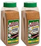 Tony Chachere's Original Creole Seasoning 32 oz - NO MSG (2 Bottles)
