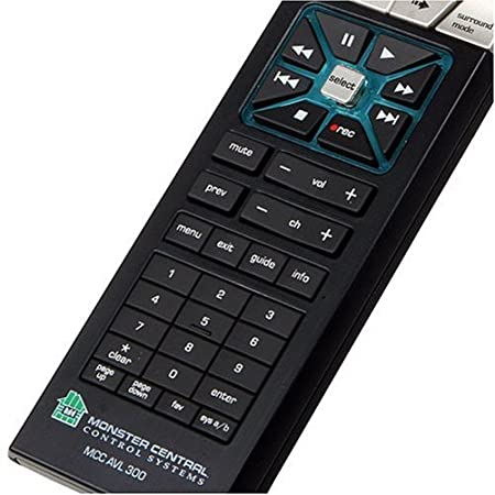 Monster MCC AVL300-S Home Theater and Lighting Controller with Omnilink  (Discontinued by Manufacturer)