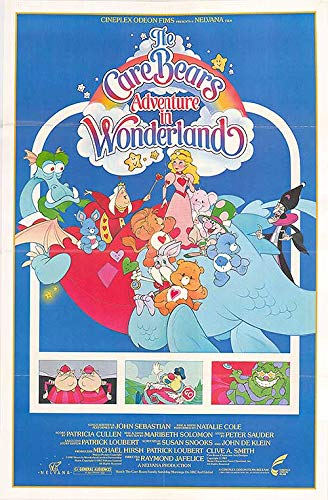 Care Bears Adventure in Wonderland - Authentic Original 27