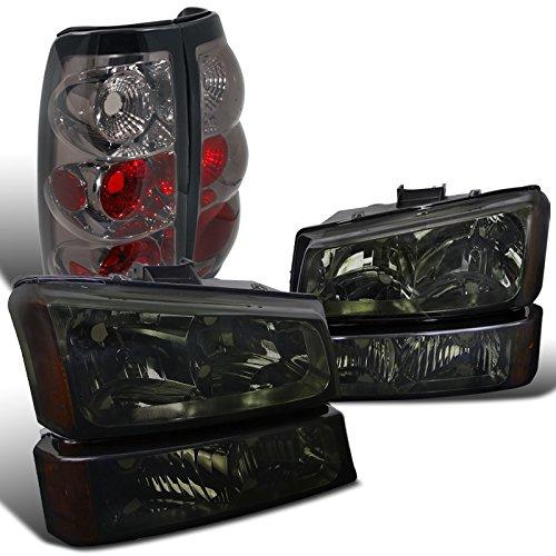 04 silverado park lights - 3