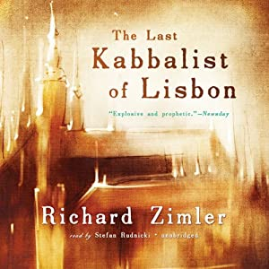 The Last Kabbalist of Lisbon Audiobook